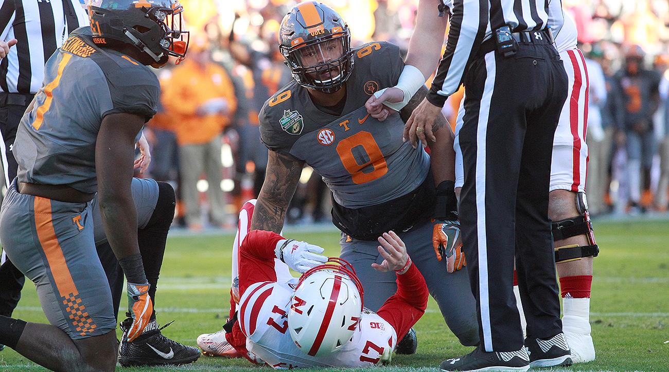 Derek Barnett: 2017 NFL draft scouting reports