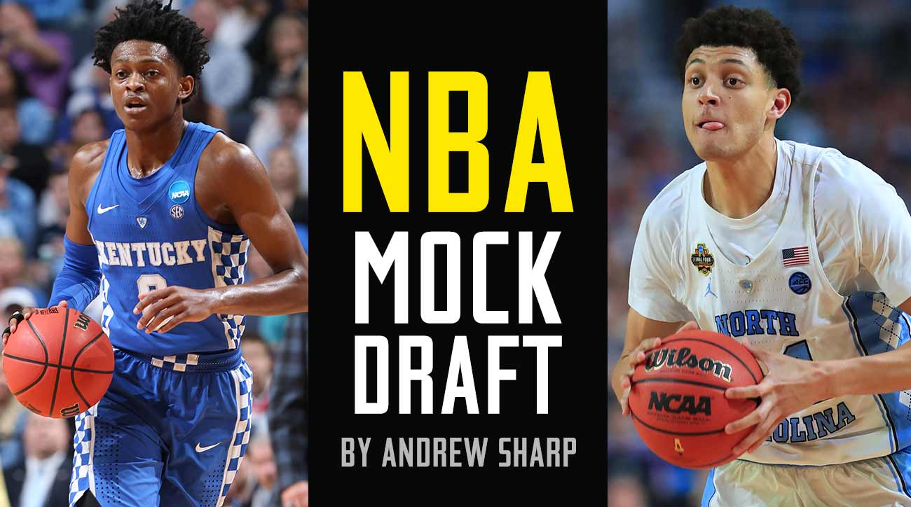 NBA Mock Draft 3.0