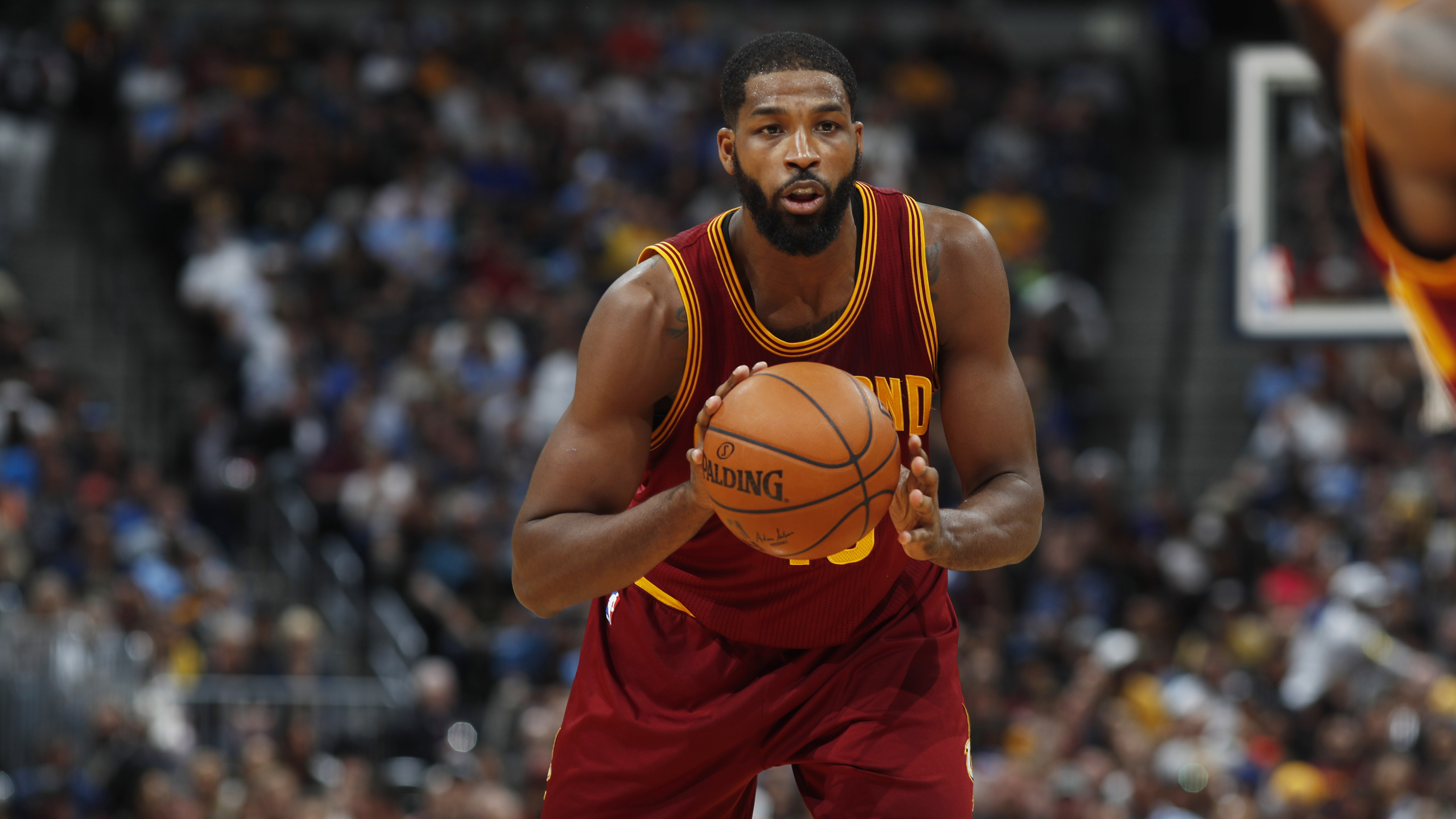 Tristan Thompson injury: Thumb ends games played streak ...