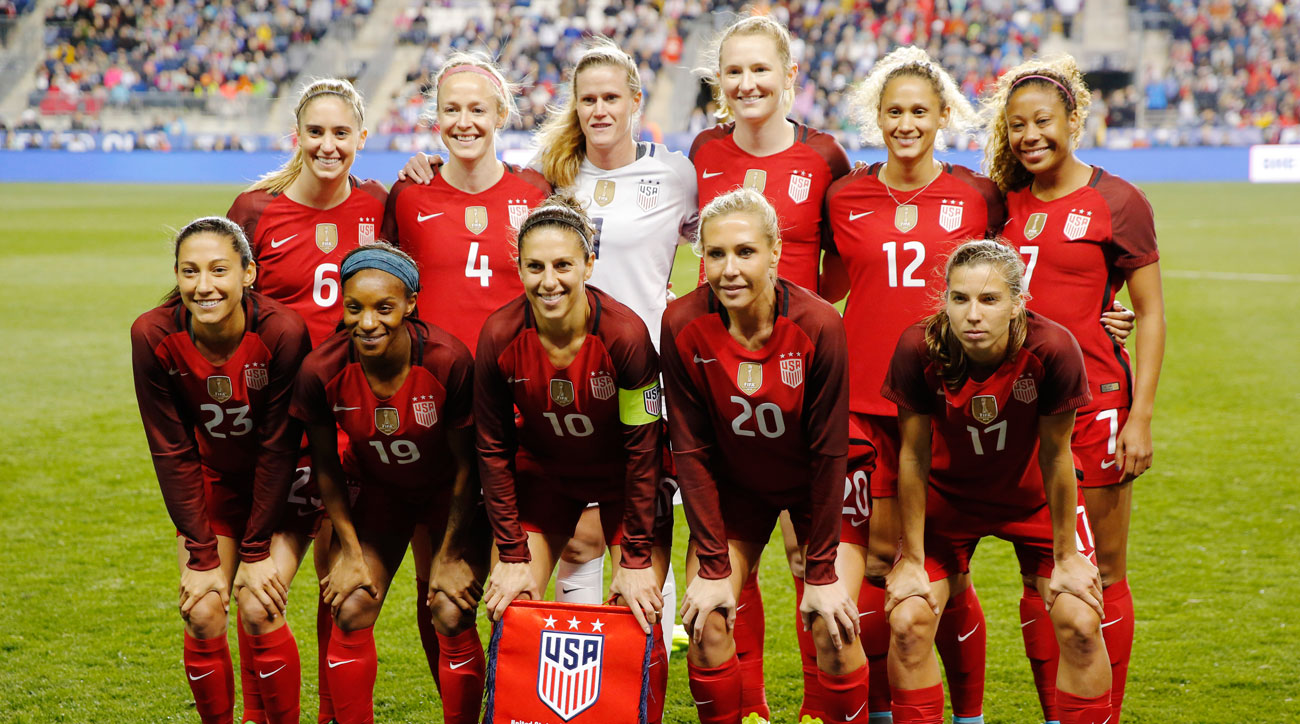 women's national soccer team - 1300×724
