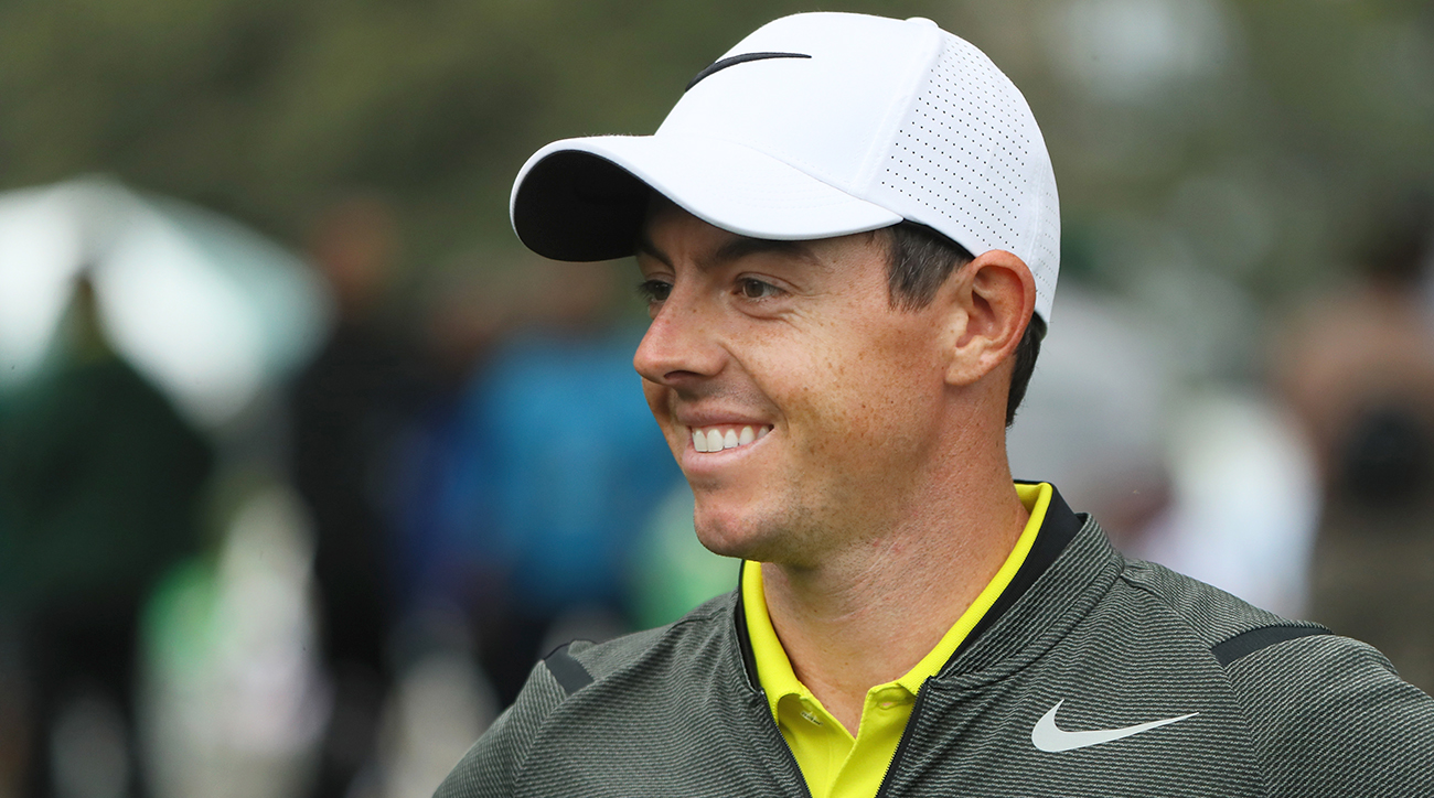 Rory McIlroy shot even par on Thursday, closing with three birdies, and no bogeys, on the back nine.