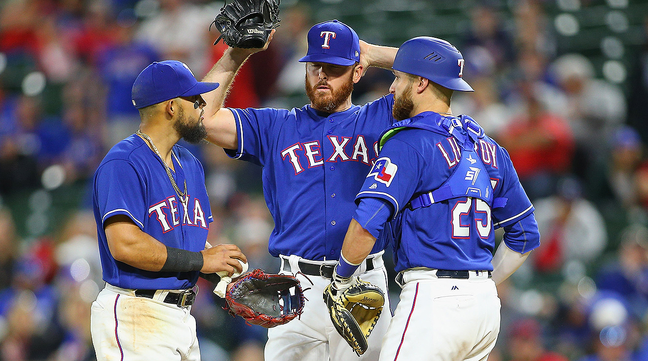 Texas Rangers Sam Dyson