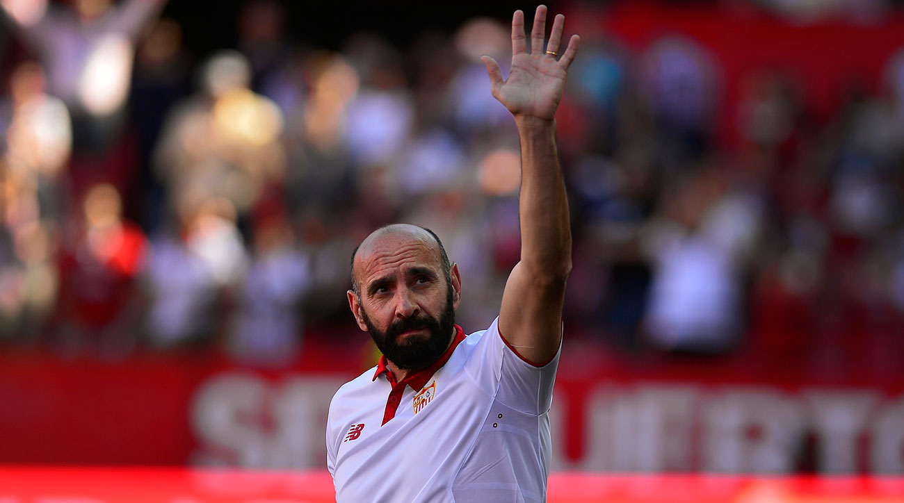 Sporting director Monchi leaves the club after 17 years