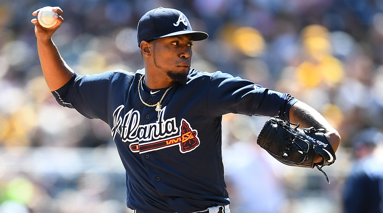 Julio Teheran, Atlanta Braves