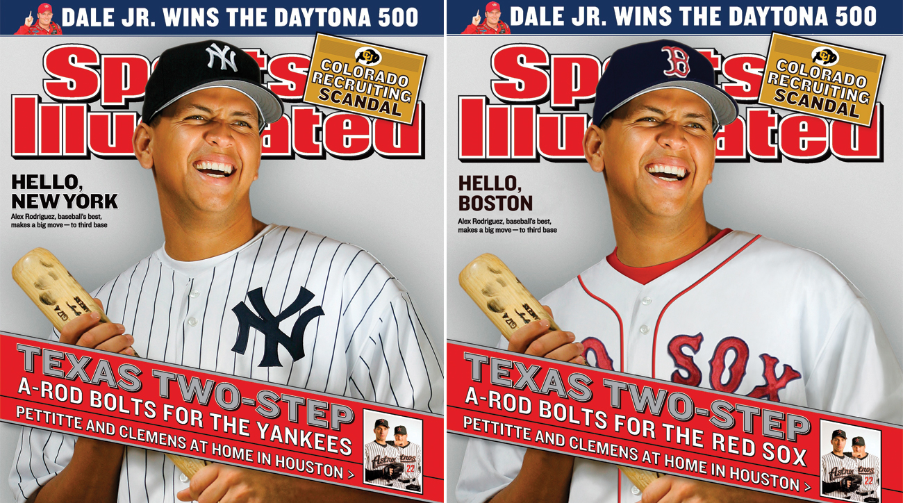 online store 1e3c1 da9d7 What If ... Alex Rodriguez actually had been traded to the ...