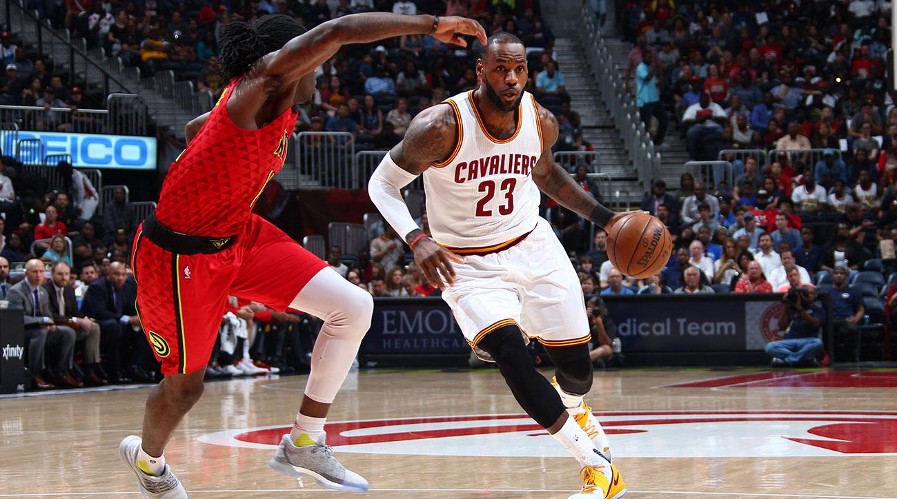 NBA Playoff Schedule: First round games, tip-off times, TV ...