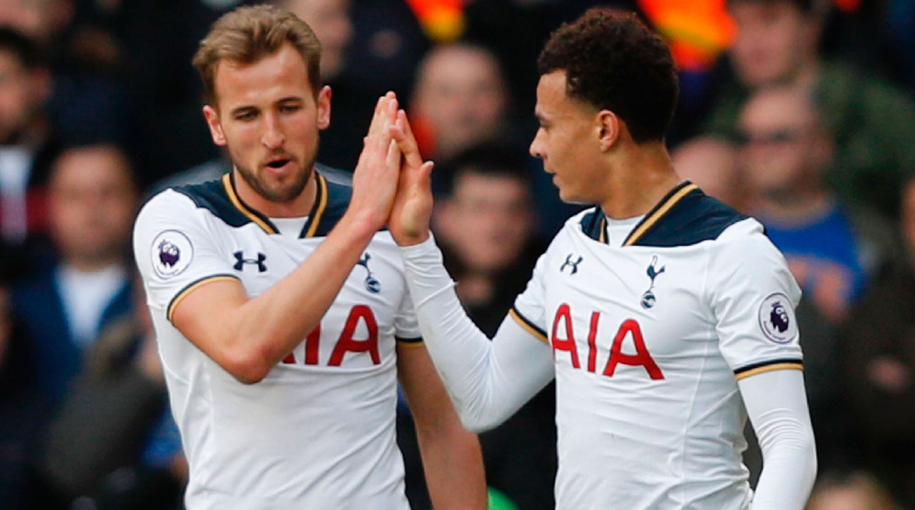 Harry Kane and Dele Alli are in line for big fantasy Premier League showings in Gameweek 33