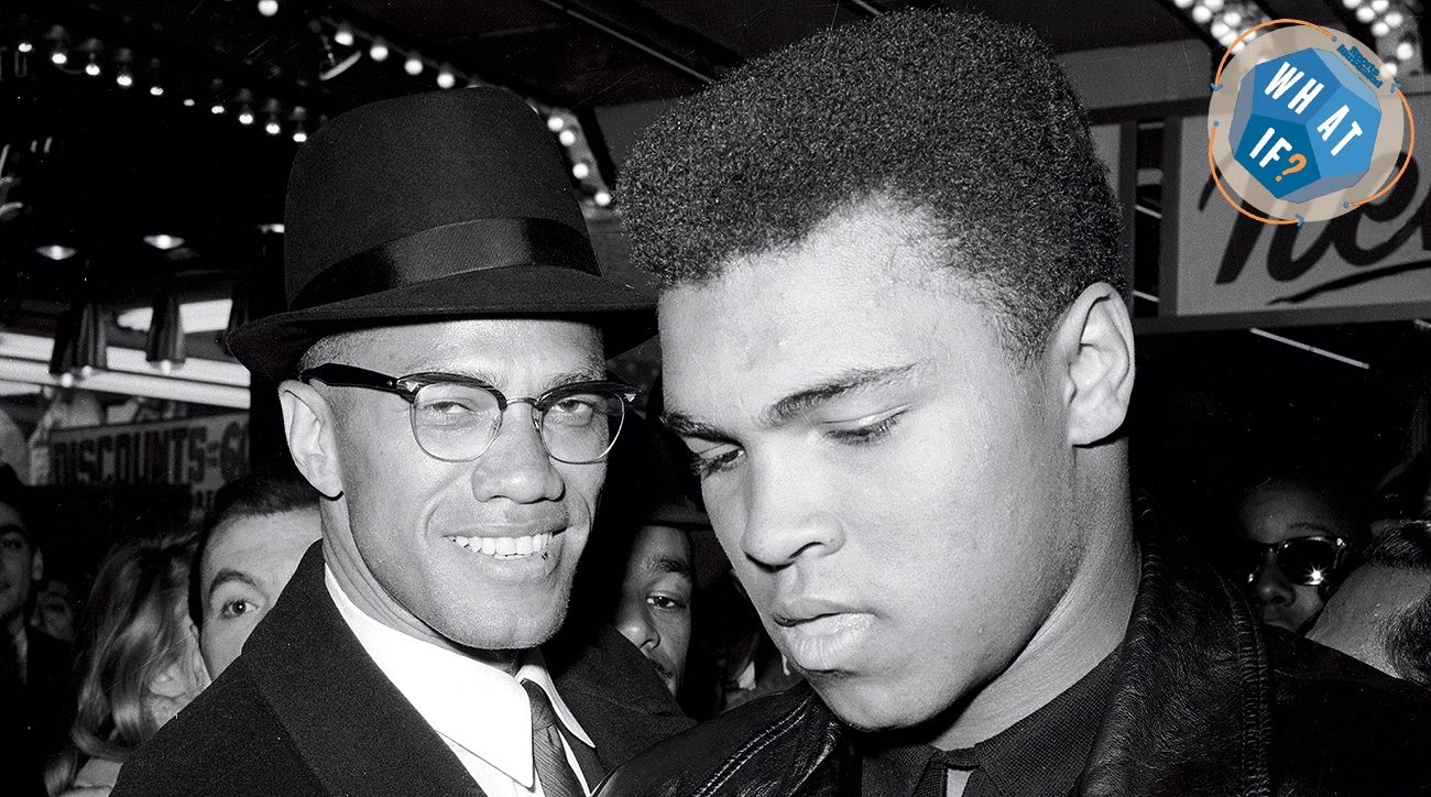 what if muhammad ali had never met malcolm x si com