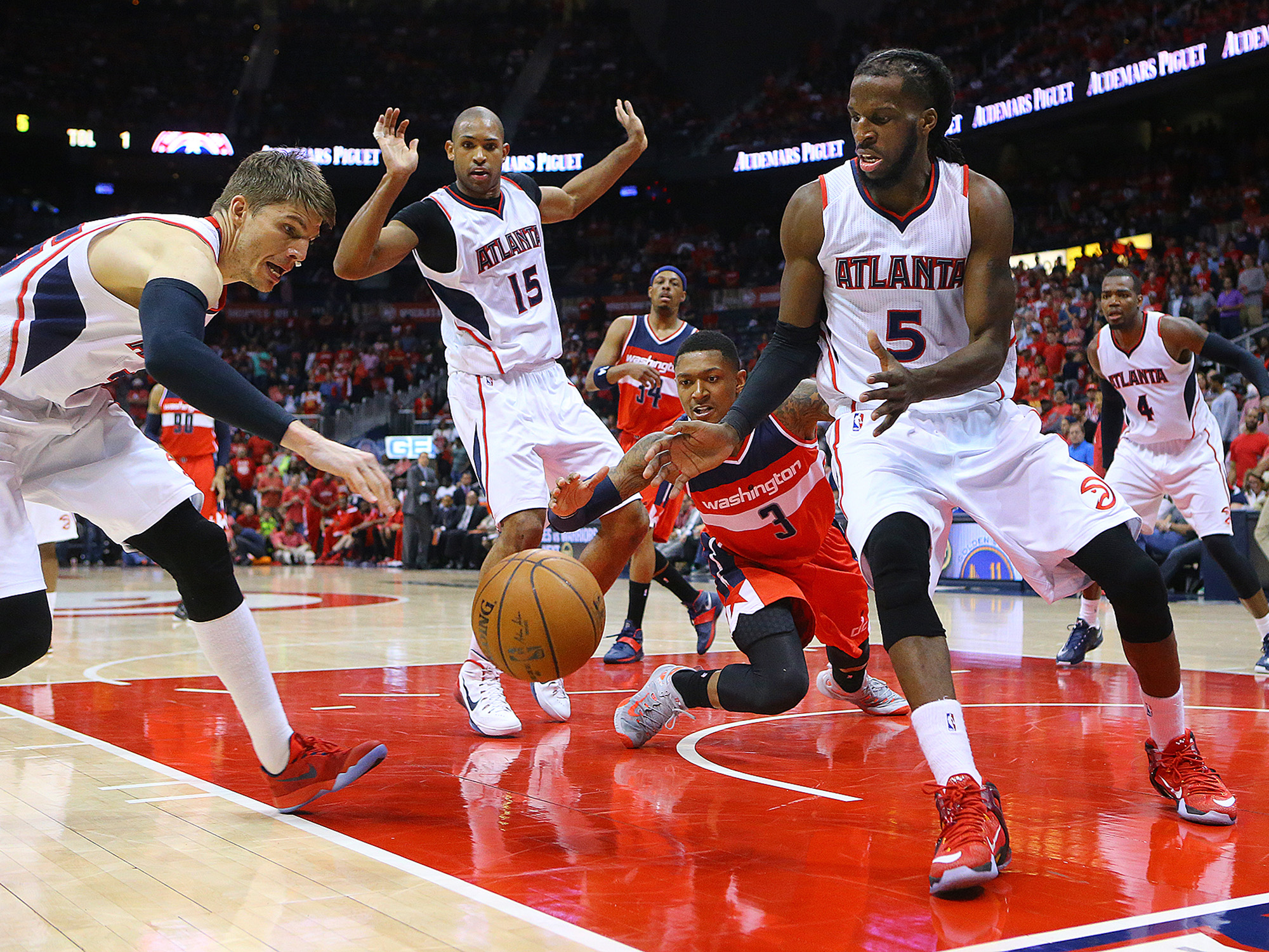 Beef between Paul Millsap and Wizards won't end anytime soon