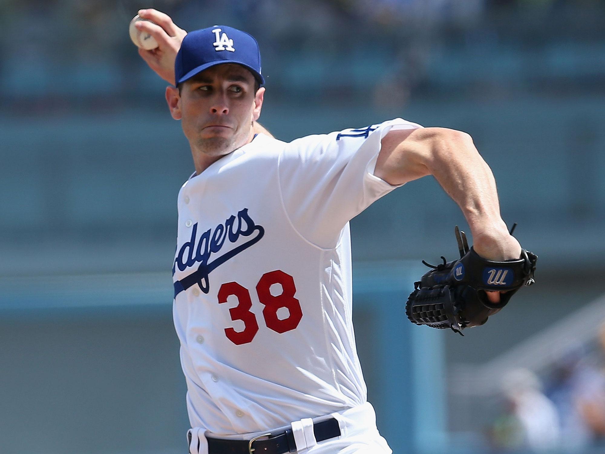 Brandon McCarthy, Los Angeles Dodgers