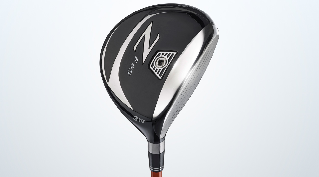 Srixon Z F65 fairway wood.