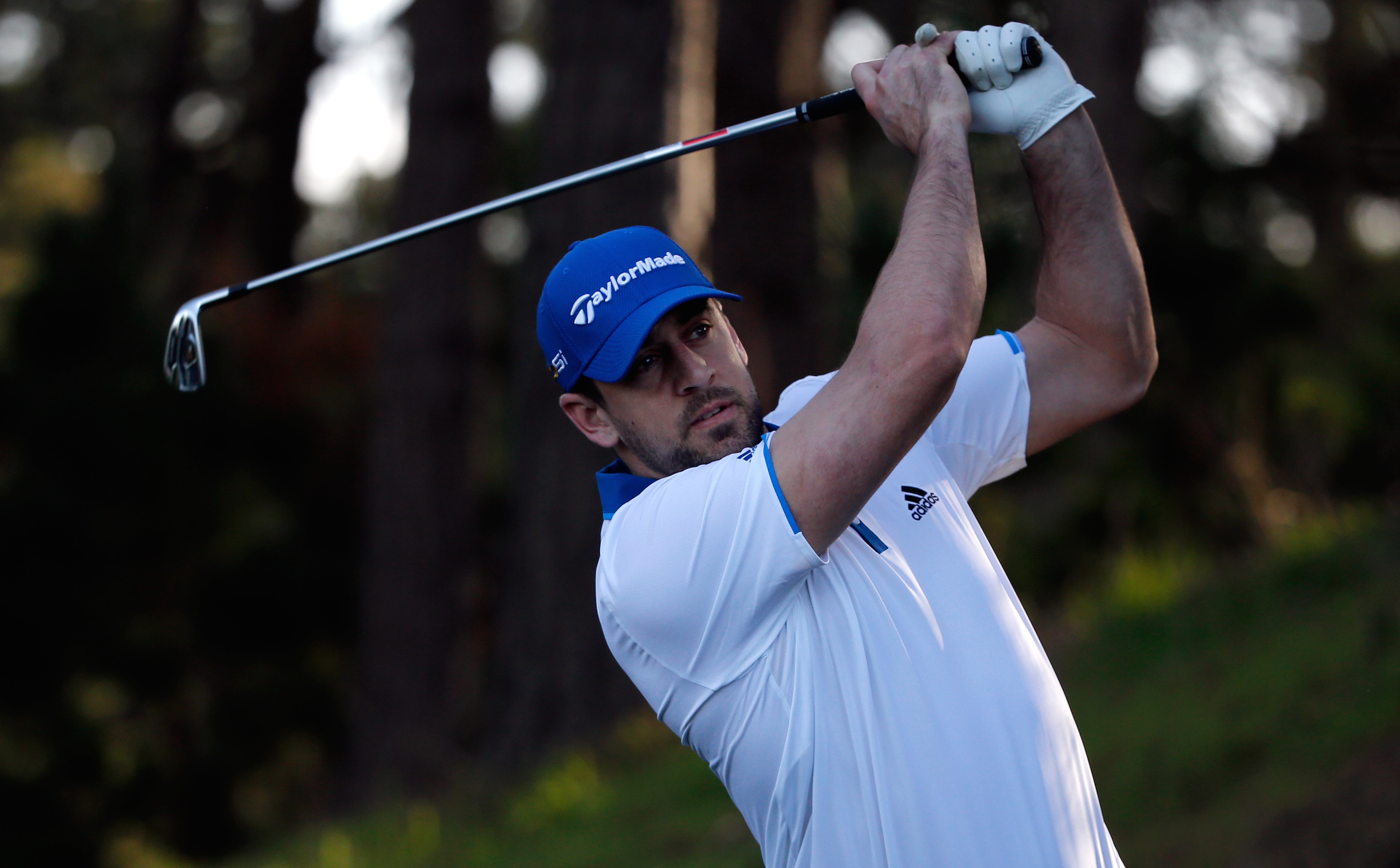 Aaron Rodgers decided he needed to cut back on golf this offseason to get in the best shape of his career.
