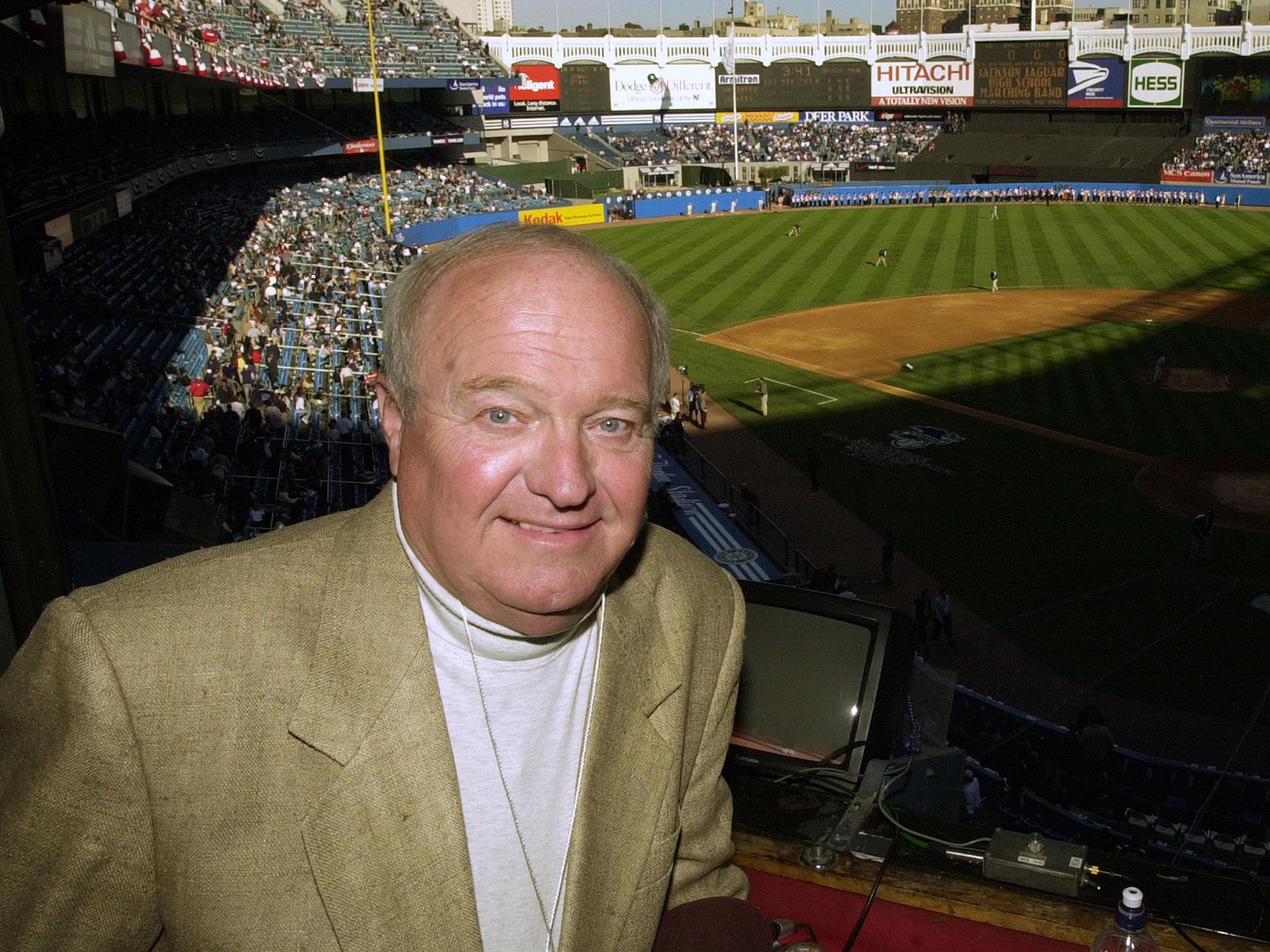 Dave Niehaus, Seattle Mariners broadcaster