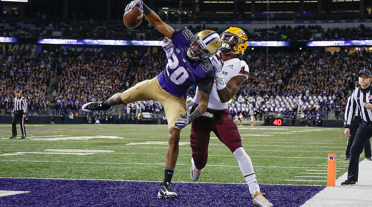 Kevin King: Washington cornerback a late riser in 2017 NFL draft after Sidney Jones injury