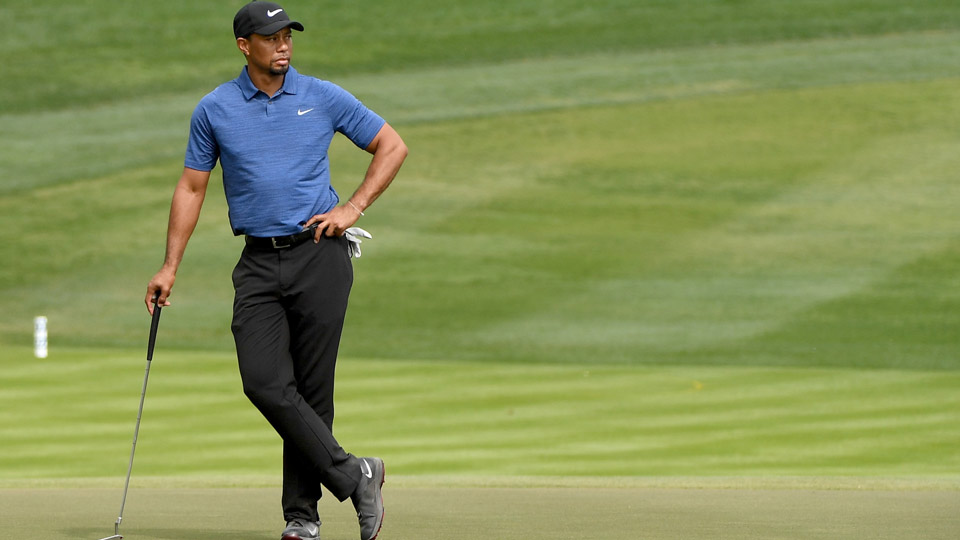 Tiger has 4th back surgery