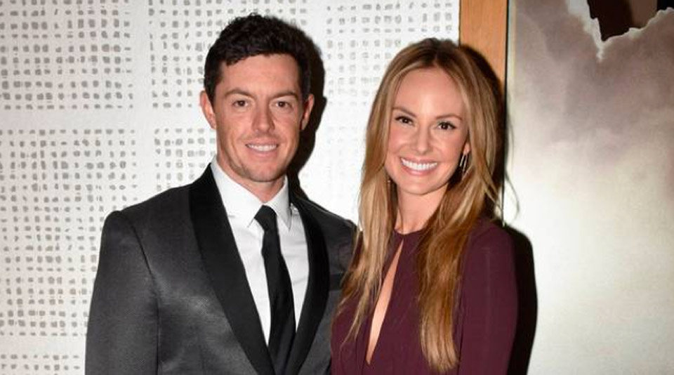 Rory McIlroy and Erica Stoll were married in a star-studded ceremony at Ashford Castle in Ireland.