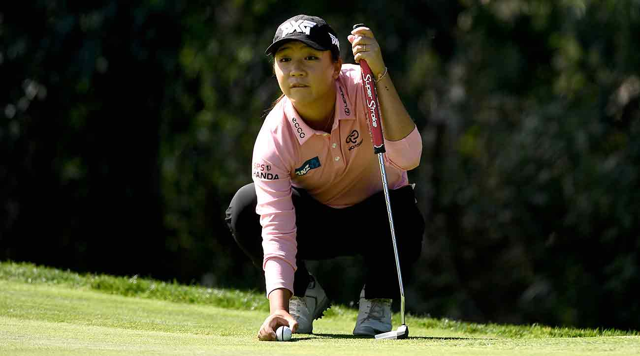 Lydia Ko hires Pete Godfrey as her 10th caddie