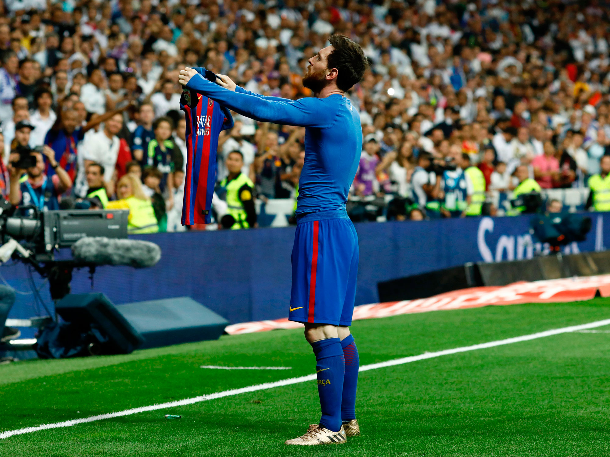 Messi reaches 500 goals for Barcelona - inside his remarkable numbers