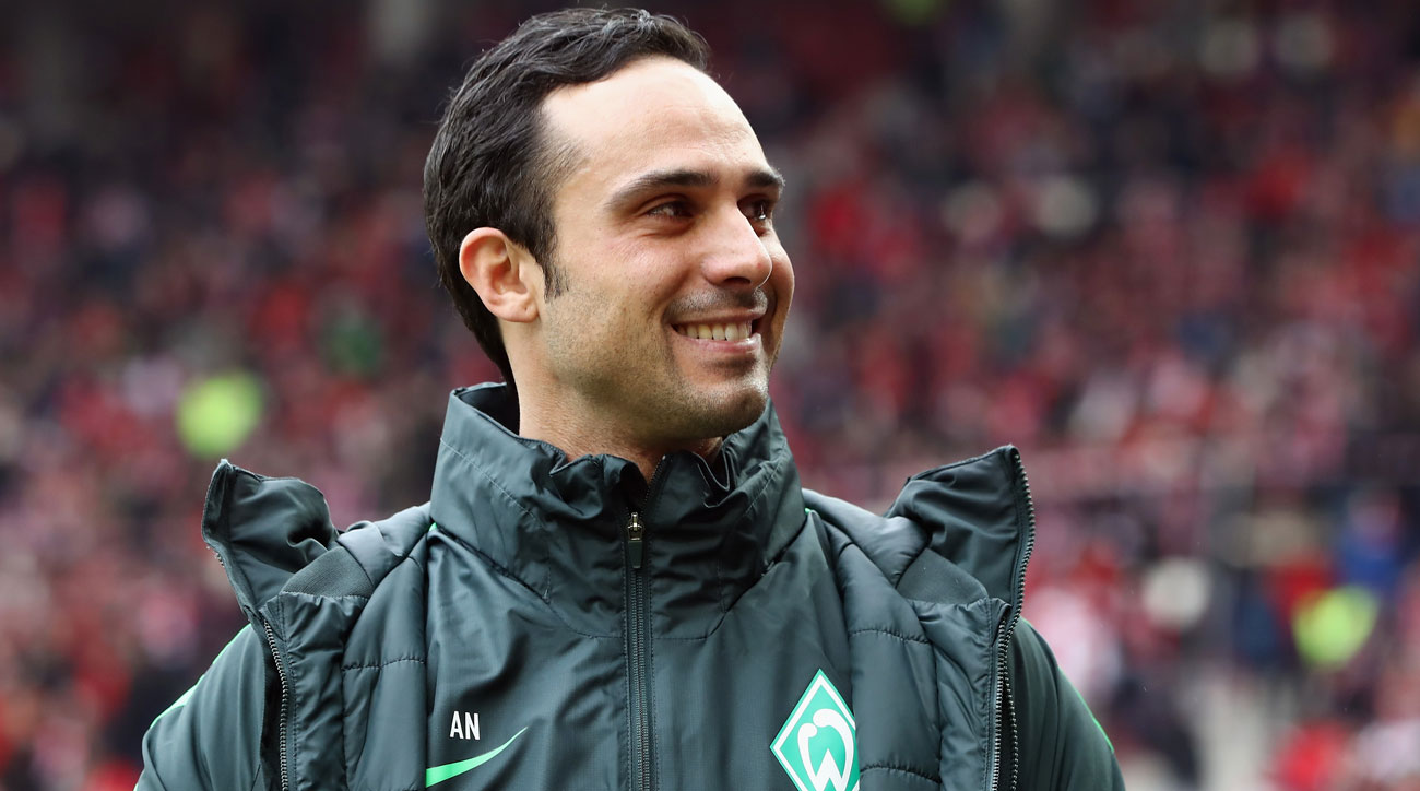 Alex Nouri has taken Werder Bremen from the relegation zone to Europa League contention