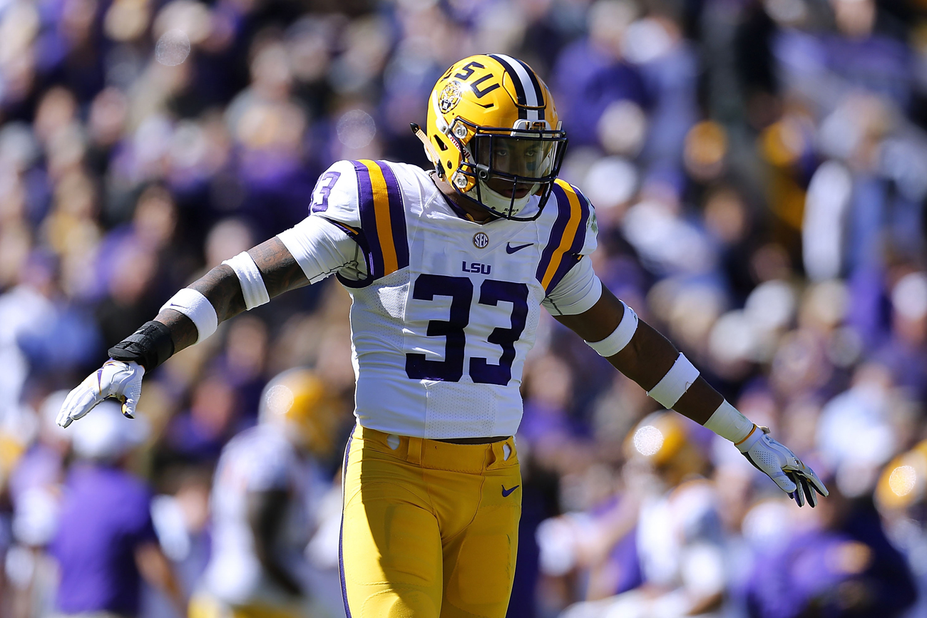 Safety Jamal Adams is widely considered the best defensive back in the draft.