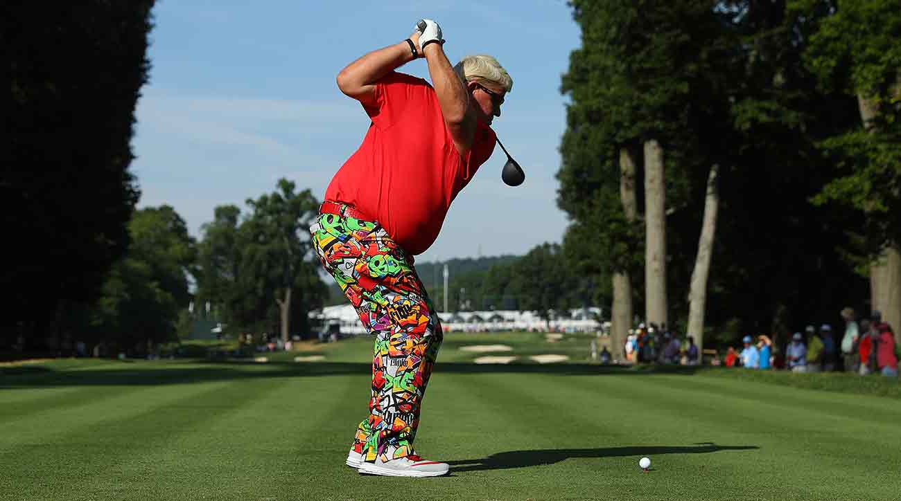 John Daly is still drawing crowds on the PGA and Champions tours.