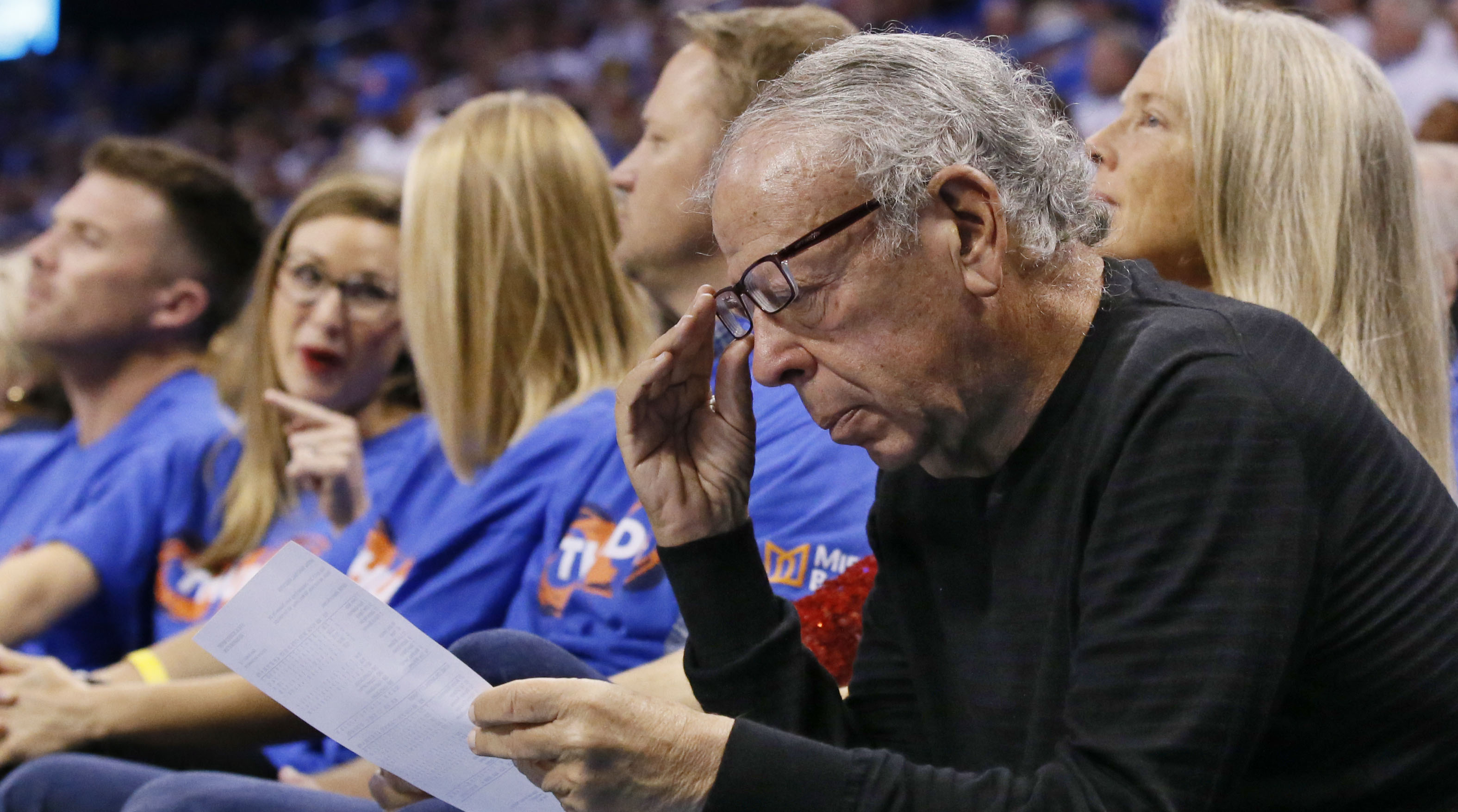 NBA to probe Rockets owner