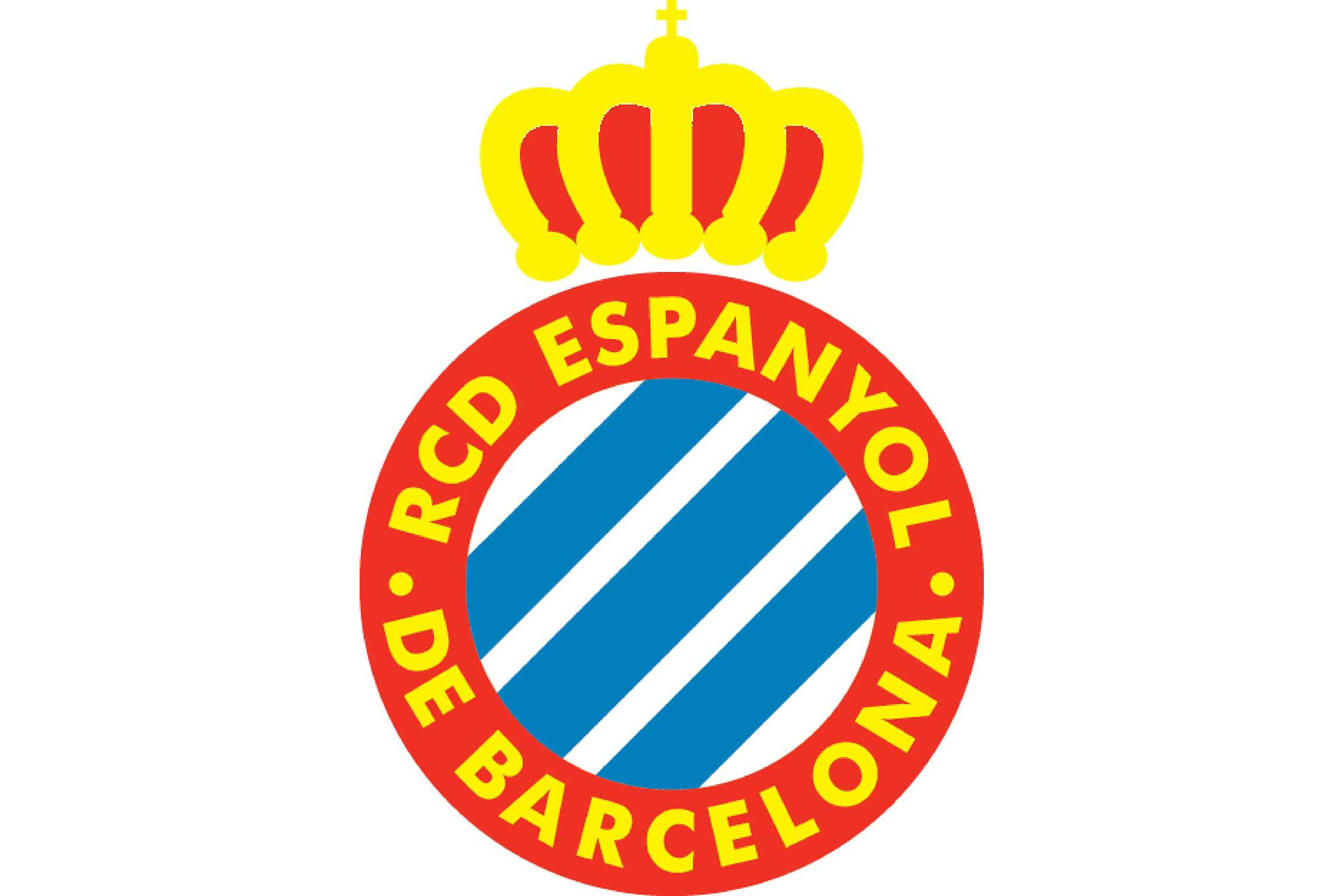 The three blue stripes on the crest of this Barcelona club come from the coat of arms of Roger de Lauria, an admiral that commanded the city's fleet in the 13th century and won many battles.
