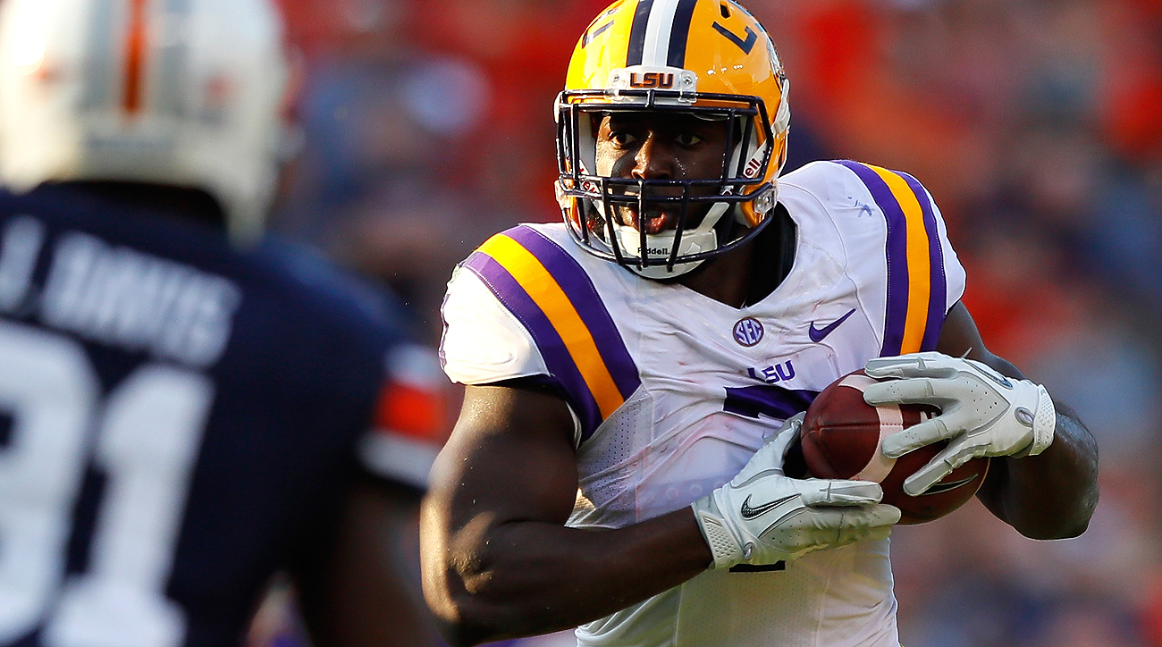 Leonard Fournette is not expected to make it out of the Top 5 on Thursday night.