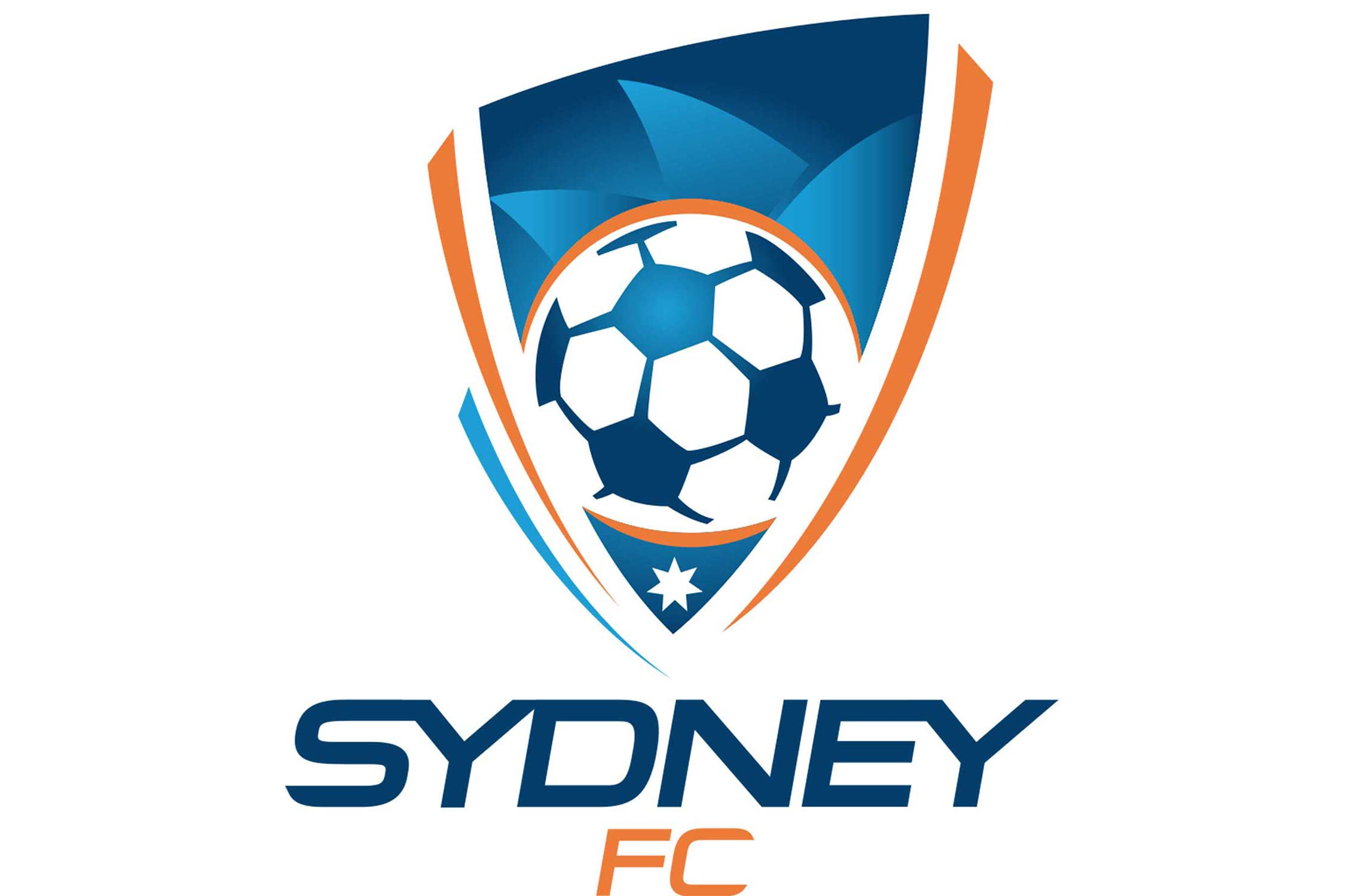 The look of the logo is meant to mimic the distinctive exterior of the Sydney Opera House, which can also be seen in the background of the logo itself.