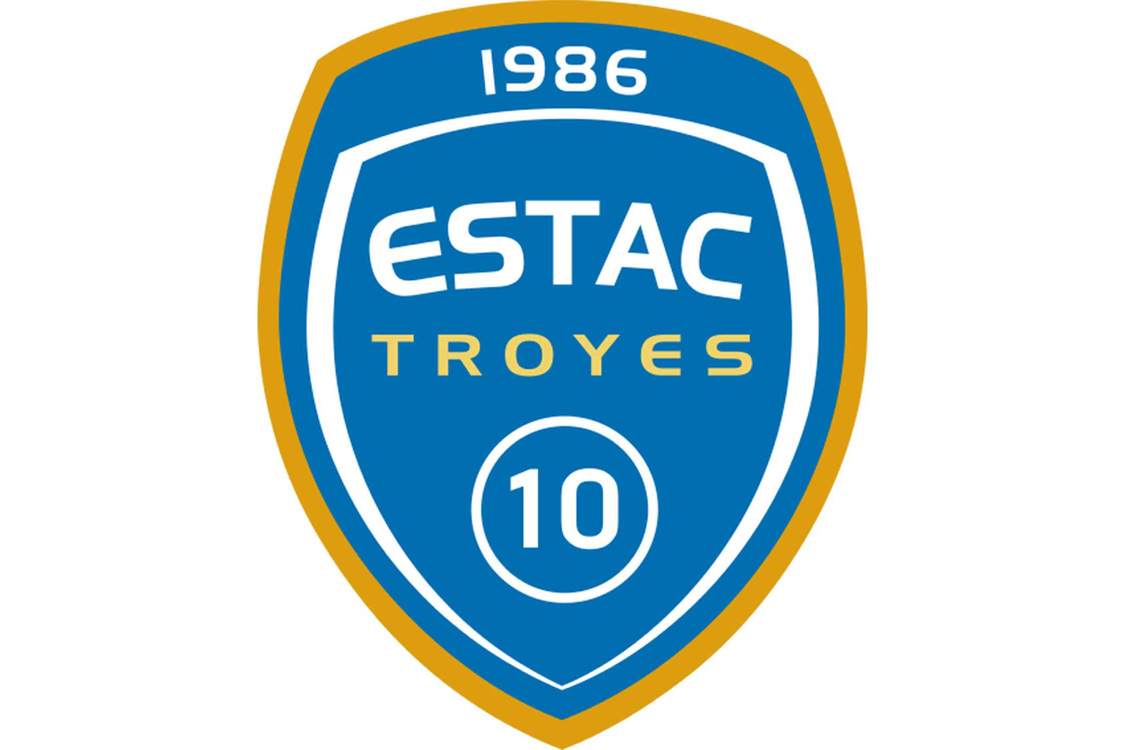 The country of France is separated into 101 departments, each of which is numbered. That number is then used in zip codes, license plates, and for other official uses. Aube, the department where Troyes is based, is No. 10, hence its use in the club's logo