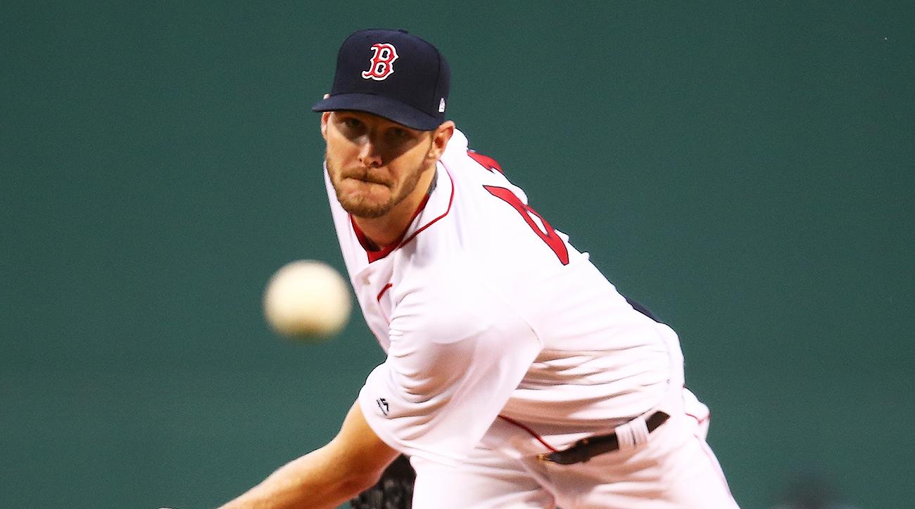 Boston Red Sox Chris Sale