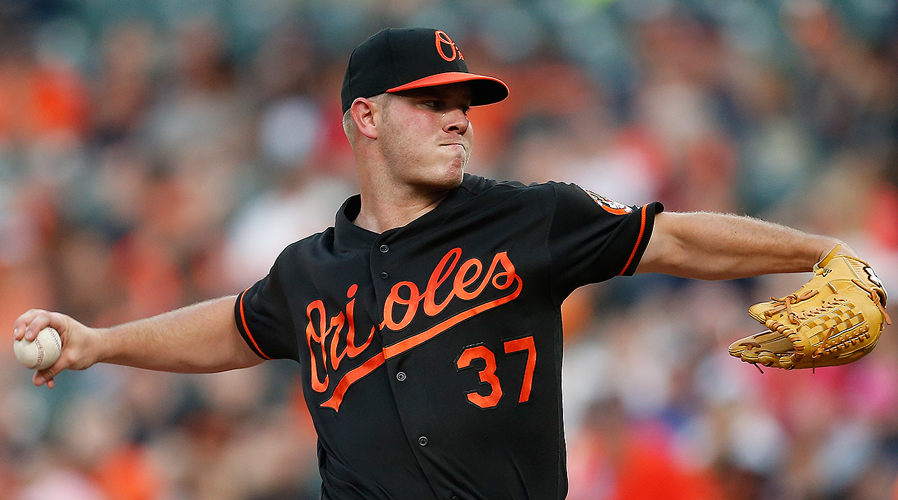 Baltimore Orioles Dylan Bundy