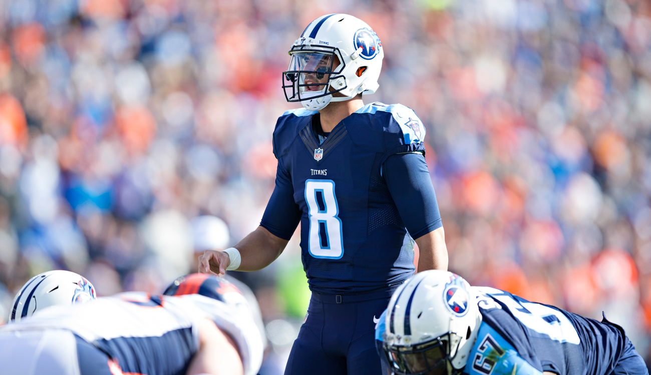 With Marcus Mariota under center and two first-round picks, the Titans are in enviable position.