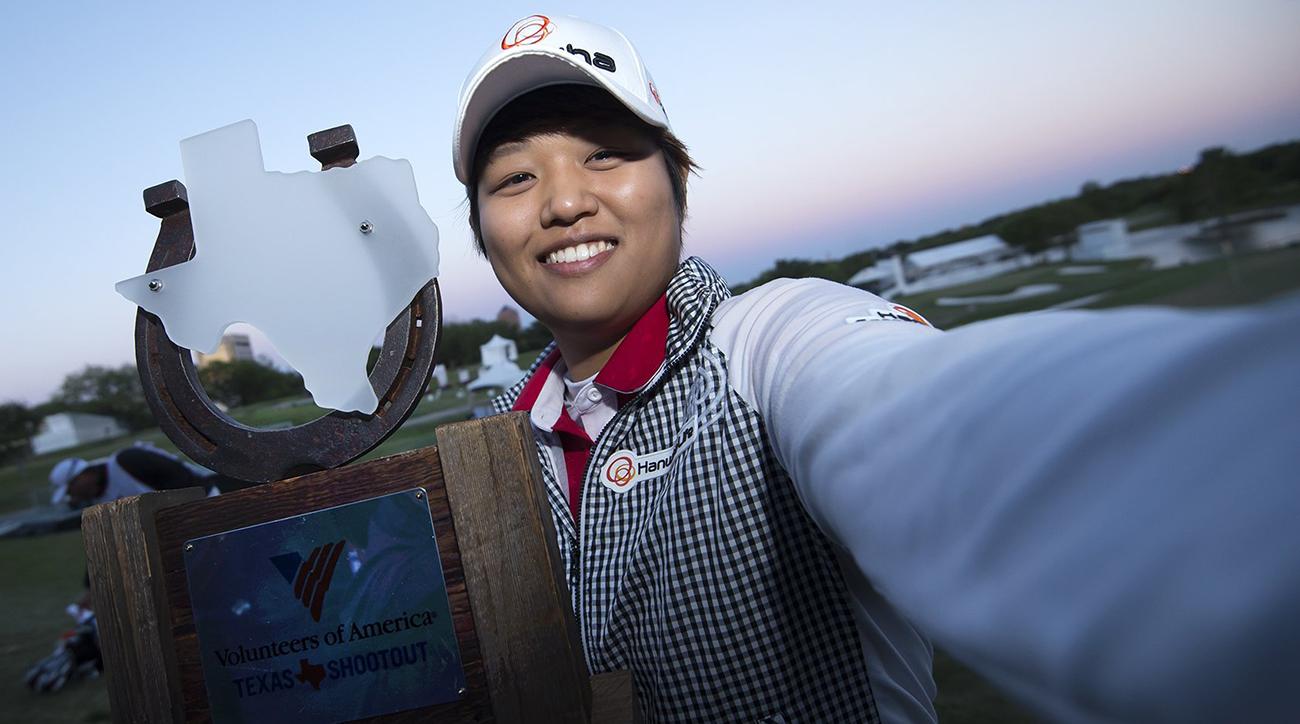 Hara Nomura took down Cristie Kerr in a playoff for LPGA win No. 3.