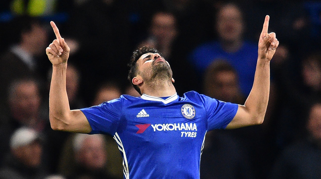 Chelsea's Diego Costa is a good Fantasy Premier League bet in Gameweek 36