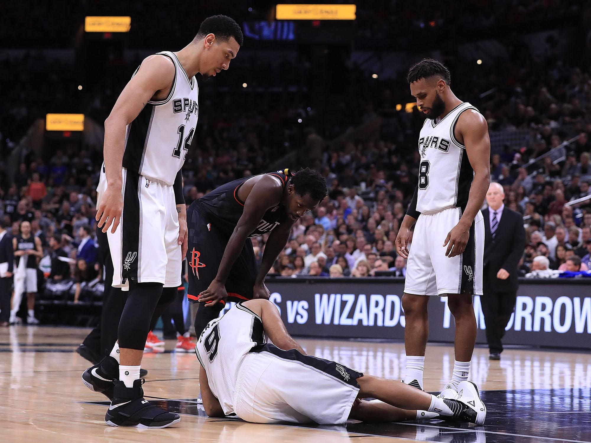 Tony Parker Injury Spurs Will Need Kawhi Leonard To Do More