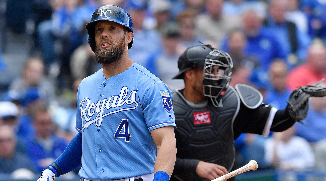Kansas City Royals Alex Gordon
