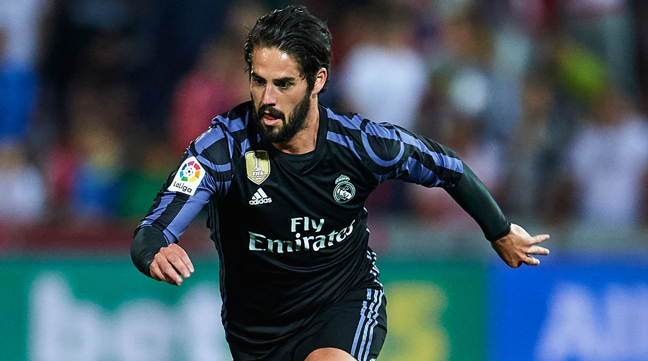 Isco has emerged as a key figure for Real Madrid