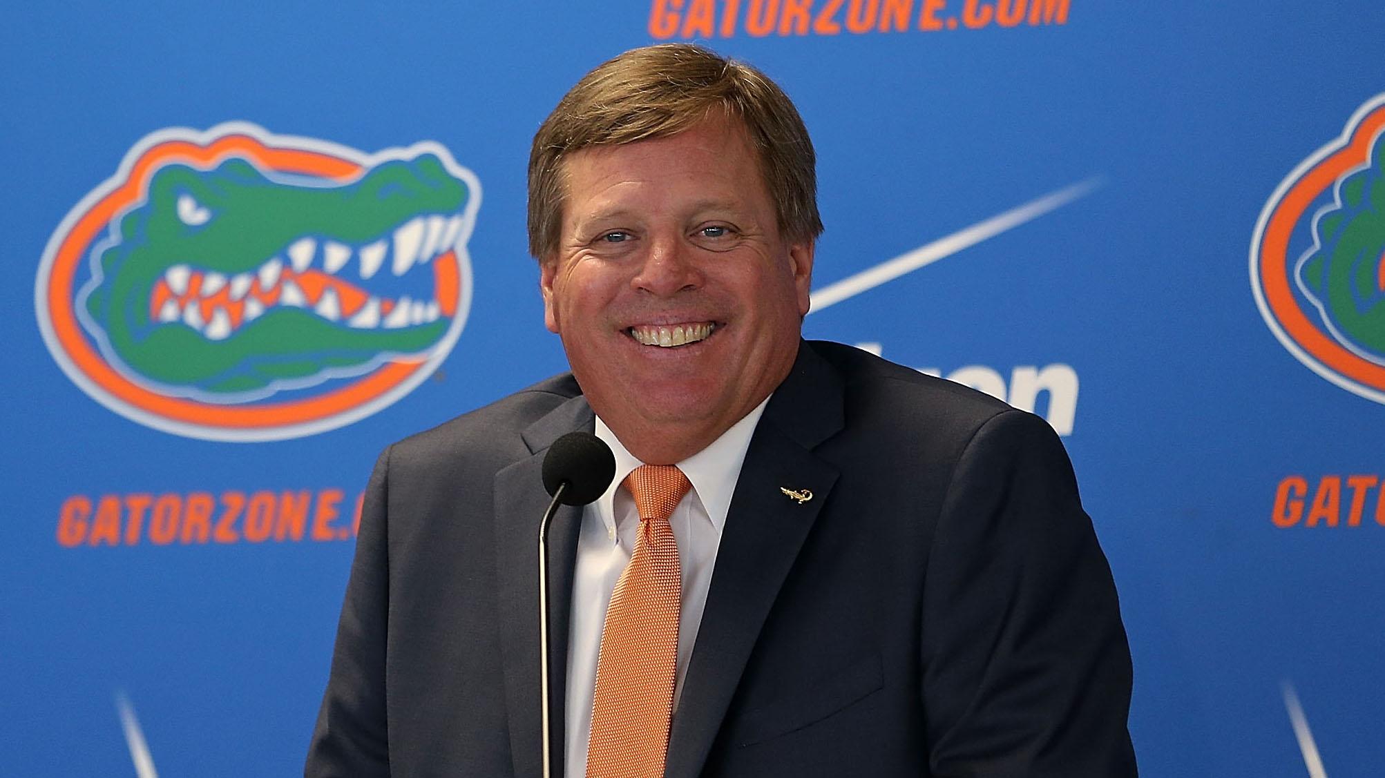 Florida coach Jim McElwain hates nude shark photo