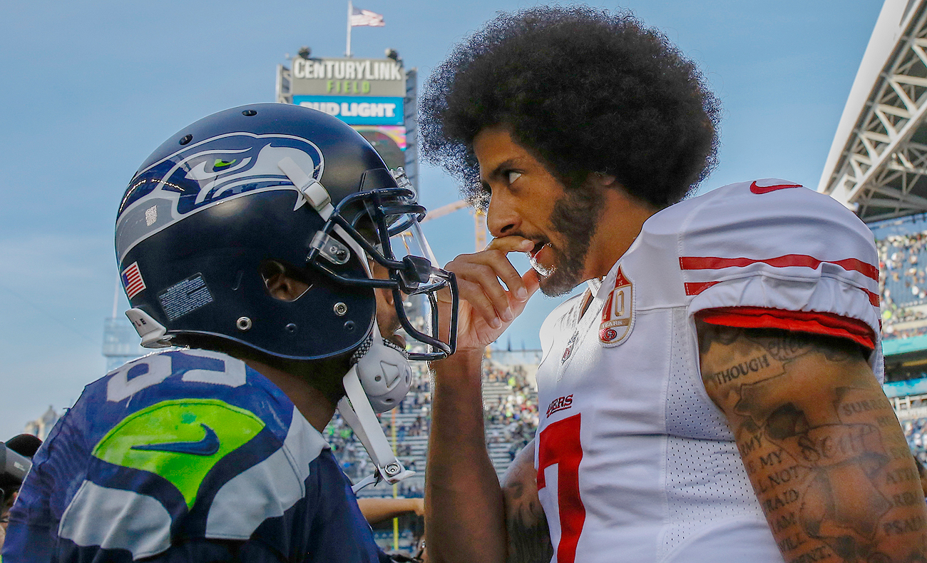 The best fit for free agent quarterback Colin Kaepernick? It might be his former division rivals, the Seahawks.