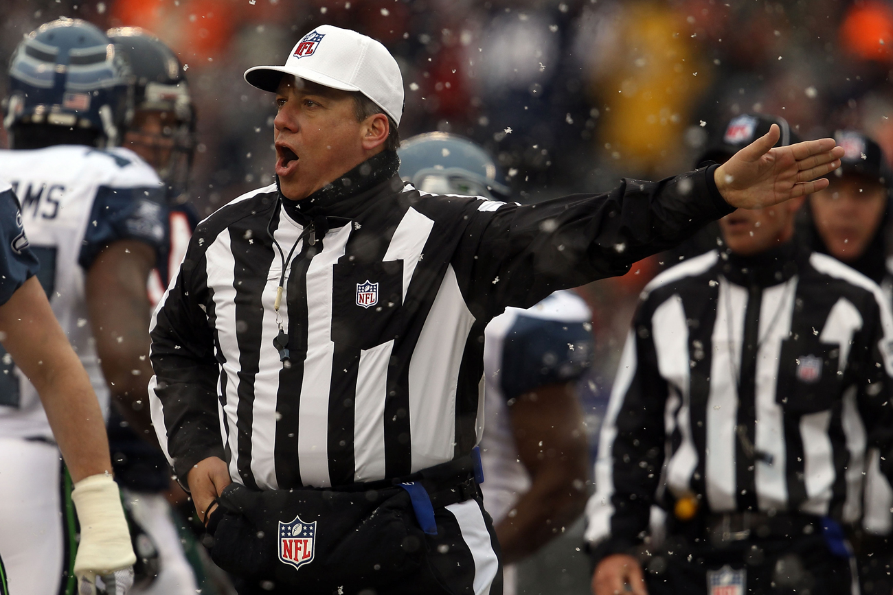 Alberto Riveron is a career ref who's worked NFL sidelines, which will give him a different perspective from the man he replaces as NFL vice president of officiating.