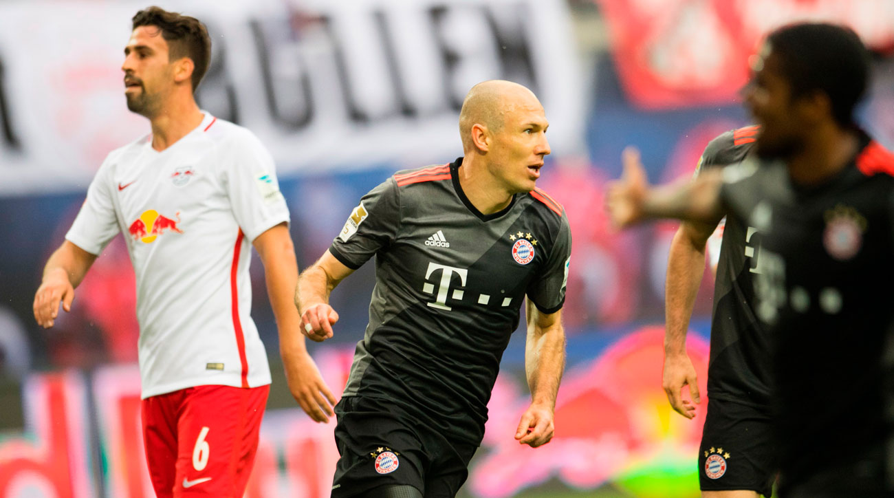 Bayern Munich came back to stun RB Leipzig in sensational fashion