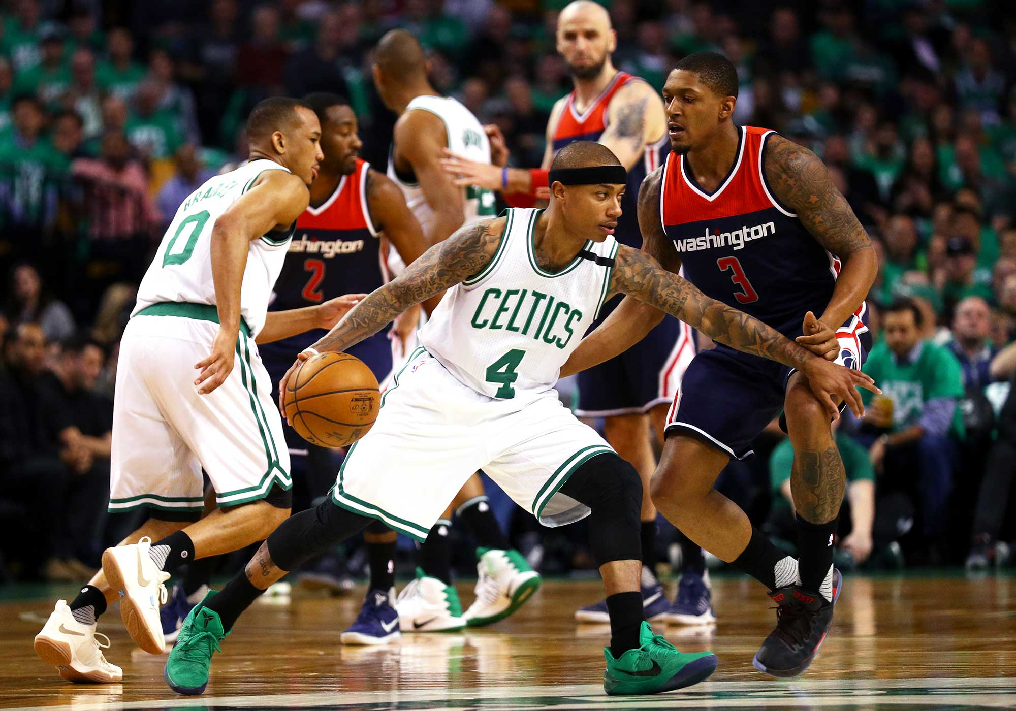 Wizards, Celtics meet in Game 7