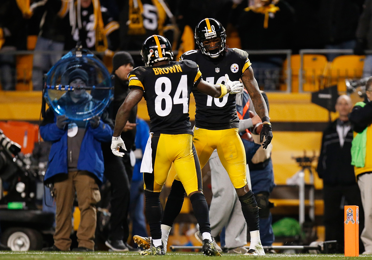 The Steelers hope Martavis Bryant will return as the perfect complement to Antonio Brown in their passing offense.