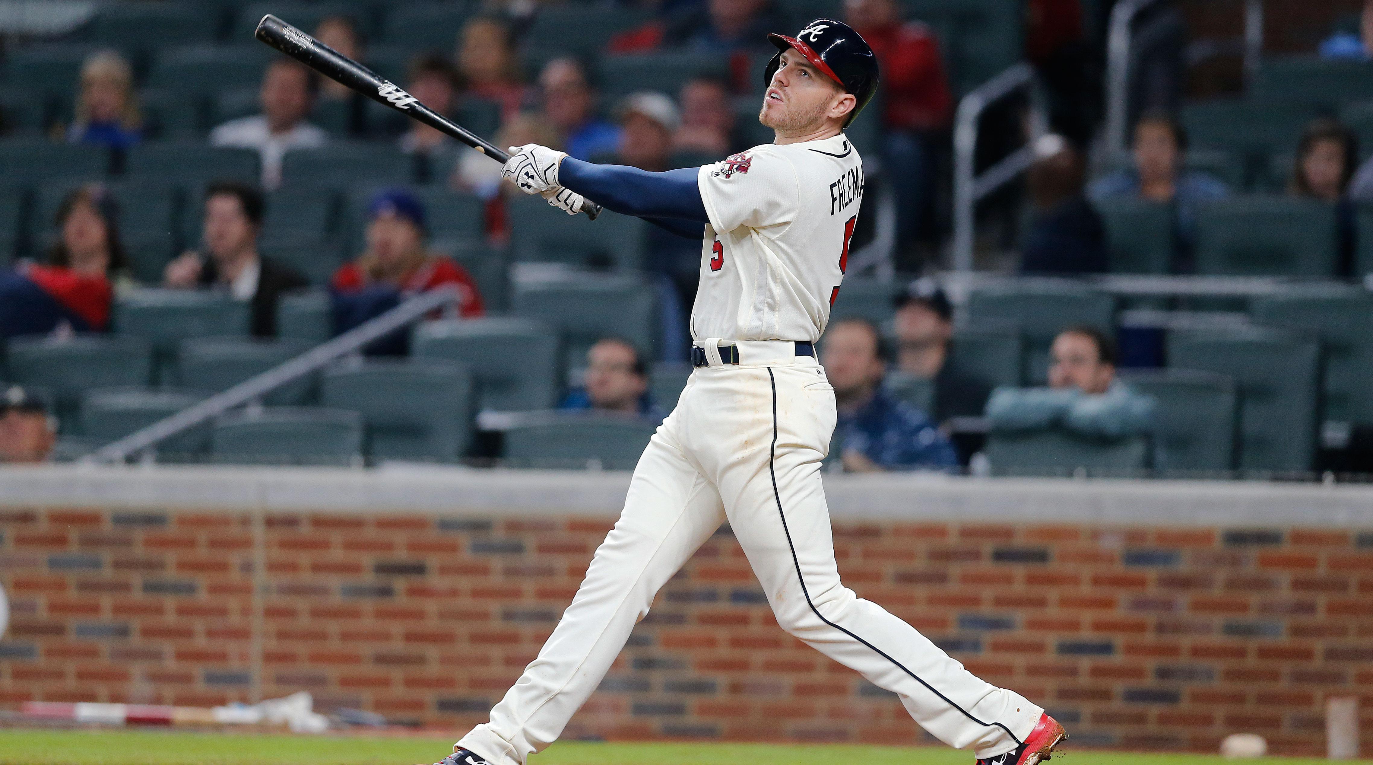Freddie Freeman: Braves star out with wrist injury | SI.com