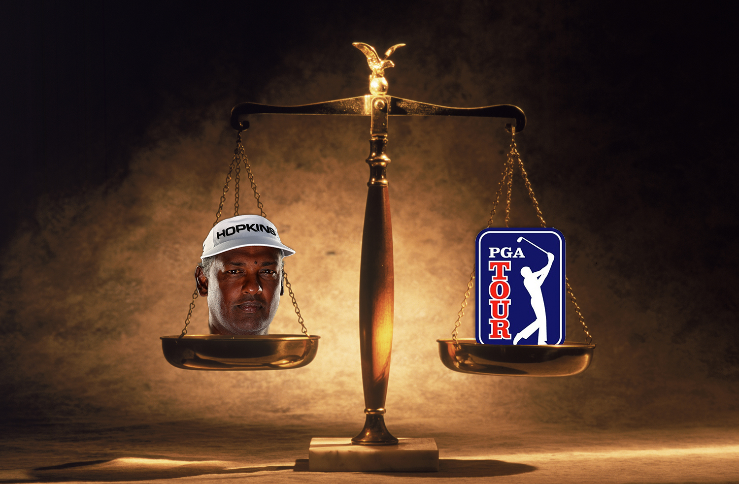 Singh has been battling the PGA Tour in court for more than four years.
