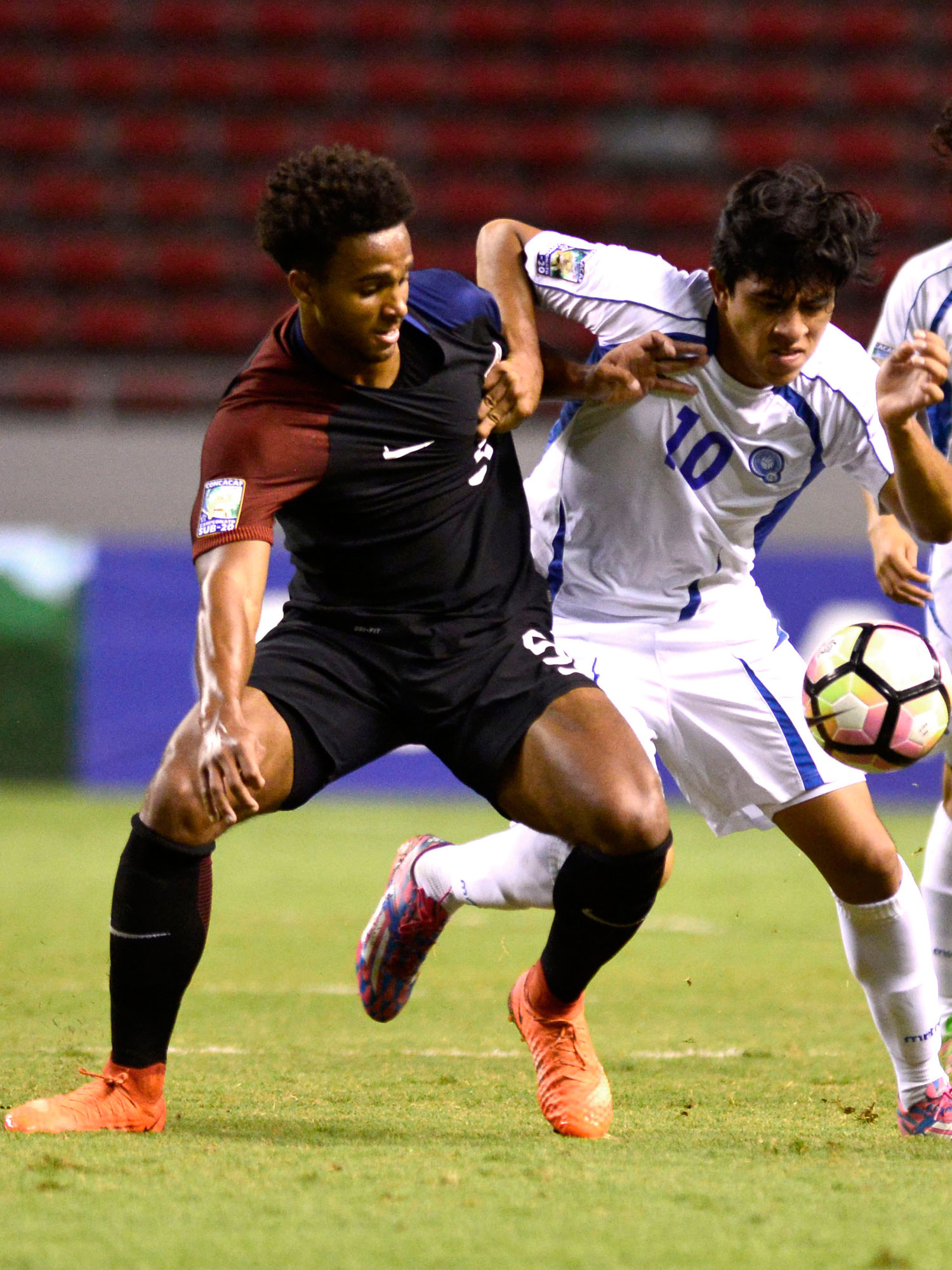 Erik Palmer-Brown will captain the USA at the U-20 World Cup