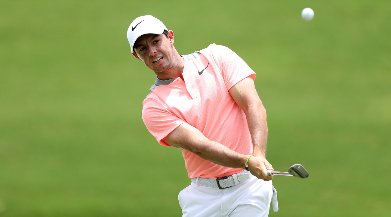 Rory McIlroy has his eyes set on recovering in time to play the U.S. Open.