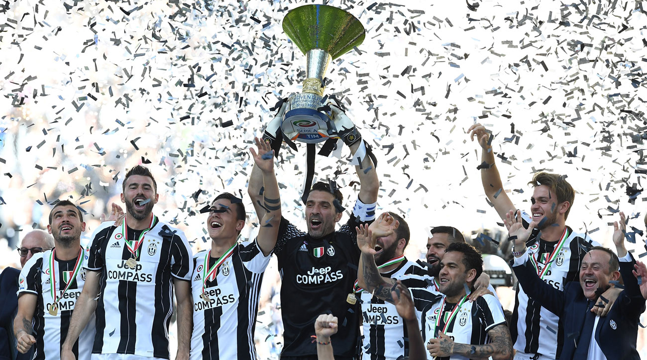 Juventus goes after the treble in the Champions League final