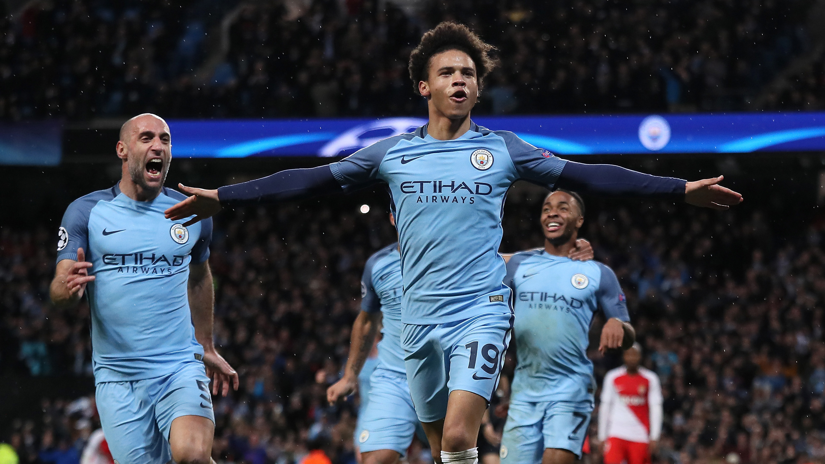 Leroy Sané tattoo: Manchester City man's back tattoo (photo)